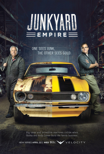 junkyard Empire s05e05 like faTher like datsun 720p web x264 robots