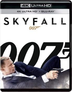 007 - Skyfall (2012) Full Blu-Ray 4K 2160p UHD HDR 10Bits HEVC ITA DTS 5.1 ENG DTS-HD MA 5.1 MULTI