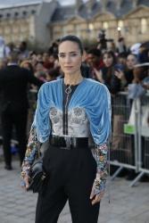 Jennifer Connelly - Louis Vuitton show Spring Summer 2020 during Paris Fashion Week 10/01/2019