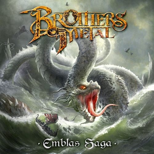 Brothers of Metal   Emblas Saga (2020)
