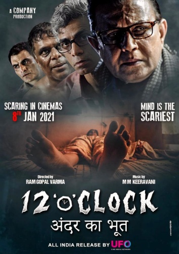 12 O' Clock (2021) 1GB PDVDRip x264 AC3 DUS Exclusive