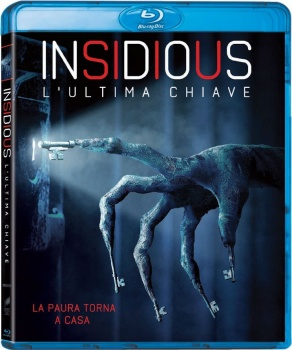 Insidious - L'ultima chiave (2018) BD-Untouched 1080p AVC DTS HD-AC3 iTA-ENG