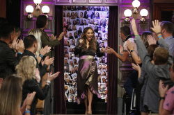 Amber Stevens West - The Late Late Show with James Corden: October 25th 2018