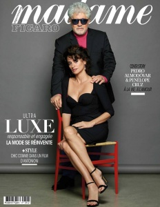 Penelope Cruz -          Madame Figaro Magazine (France) May 17th 2019.