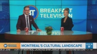 Lucie Vondrackova - Breakfast Television Montreal interview 27.9.2018 540p WEB-DL