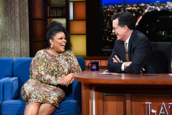 Yvette Nicole Brown - The Late Show with Stephen Colbert: January 29th 2019