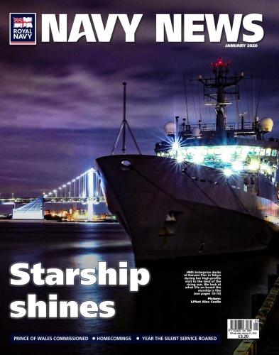 Navy News - January (2020)