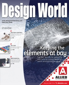 Design World - February (2019)