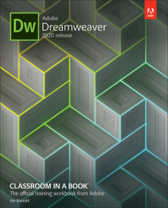Adobe Dreamweaver Classroom in a Book (2020 release) [AhLaN]