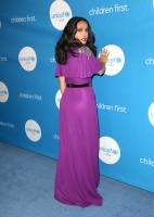 Salma Hayek -          7th Biennial UNICEF Ball Beverly Wilshire Four Seasons Hotel Beverly Hills April 14th 2018.