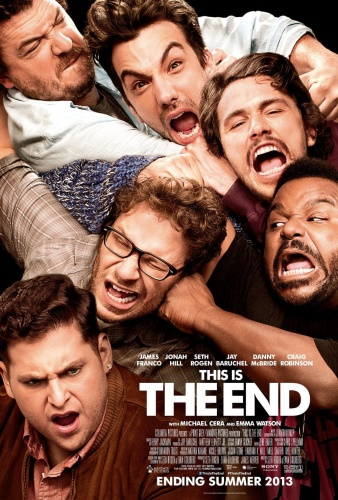 This is The End (2013) [1080p x265 HEVC 10bit BluRay AAC 5 1] [Prof]