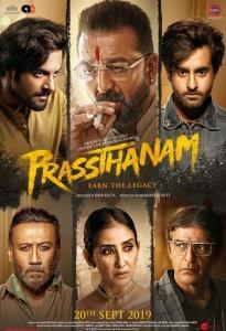 Prassthanam (2019) Hindi -720p WEB-HD - x264 - AAC 5 1 - ESubs - Sun George-DrC