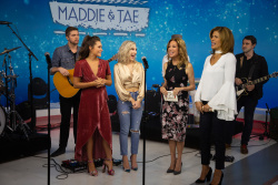 Maddie & Tae - TODAY: October 22nd 2018