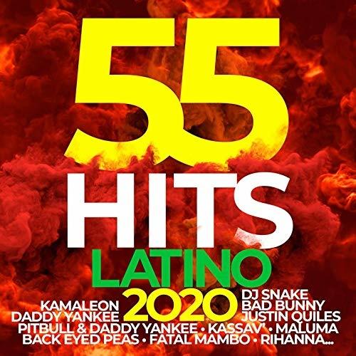 55 Hits Latino (2020)