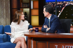Molly Shannon - The Late Show with Stephen Colbert: April 15th 2019
