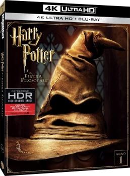 Harry Potter e la pietra filosofale (2001) Full Blu-Ray 4K 2160p UHD HDR 10Bits HEVC ITA DD-EX 5.1 ENG DTS-HD MA 7.1 MULTI