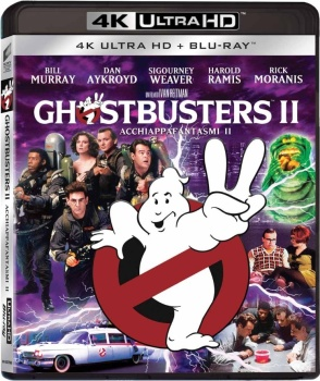 Ghostbusters II (1989) .mkv UHD VU 2160p HEVC HDR TrueHD 7.1 ENG AC3 5.1 ENG AC3 2.0 iTA