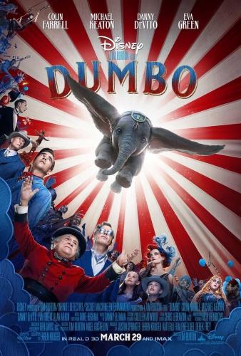 Dumbo (2019) 2160p UHD BluRay x265 10Bit HEVC Muilti Audio English - French - Span...