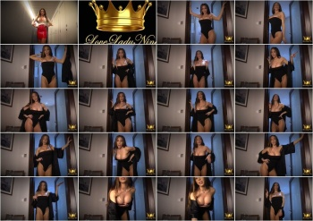 Lady Nina - Rejected and humiliated by the stripper