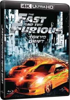 The Fast and the Furious: Tokyo Drift (2006) Full Blu-Ray 4K 2160p UHD HDR 10Bits HEVC ITA SPA DTS 5.1 ENG GER DTS:X/DTS-HD MA 7.1 MULTI