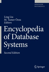 Encyclopedia of Database Systems, Second Edition