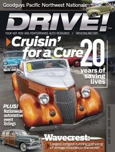 Drive !  January (2020)