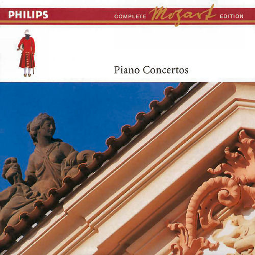 Mozart   Complete Piano Concertos   Academy of Saint Martin in the Fields, Sir Nev...