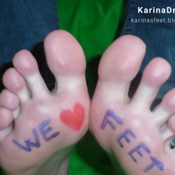 Karina Feet Foot Fetish
