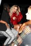 Rita Ora -                  Kilan Perfume Party Paris January 21st 2018.