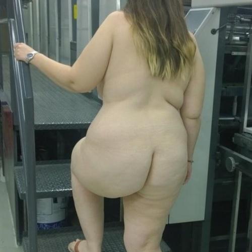 Bbw milf naked