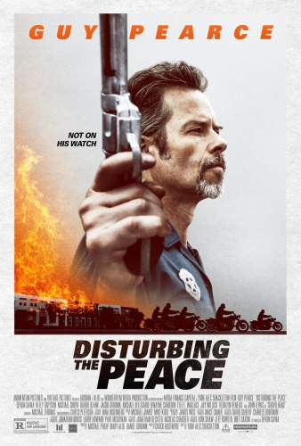 Disturbing The Peace (2020) WEBRip 720p YIFY
