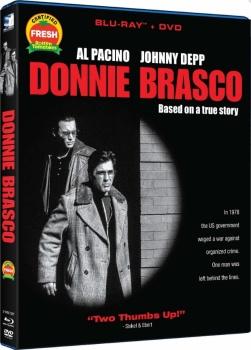 Donnie Brasco (1997) [Versione Cinematografica+Director's Cut] Full Blu-Ray 25+36Gb AVC ITA ENG DTS-HD MA 5.1