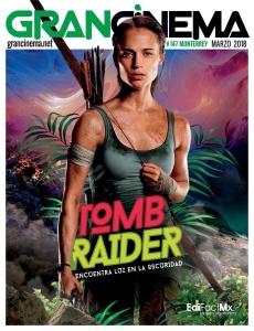 Alicia Vikander -    GranCinema Magazine (Mexico) March 2018.