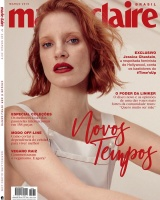 Jessica Chastain - Marie Claire Brasil March 2019