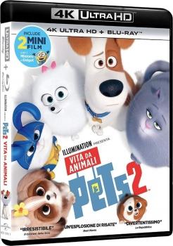 Pets 2 - Vita da animali (2019) Full Blu-Ray 4K 2160p UHD HDR 10Bits HEVC ITA DD Plus 7.1 ENG Atmos/TrueHD 7.1 MULTI