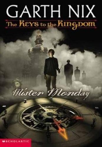 Keys to the Kingdom Series 1-7 Garth Nix [kornbolt]