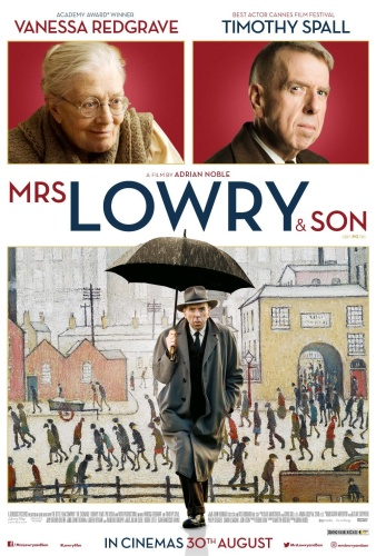 Mrs Lowry and Son 2019 BRRip AC3 x264-CMRG
