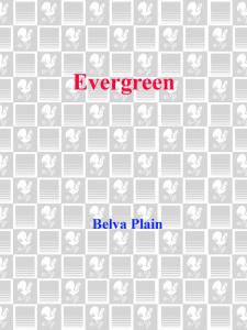 Evergreen - Belva Plain
