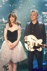 Zooey Deschanel - Jimmy Kimmel Live: December 10th 2019