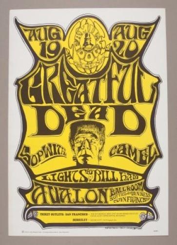 1966 Avalon Ballroom (19 May 1966 San Francisco, California)