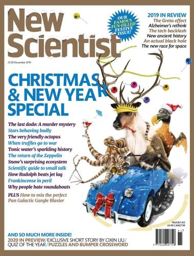 New Scientist International Edition - 12 21 (2019)