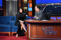 Nicki Minaj - The Late Show with Stephen Colbert: August 13th 2018