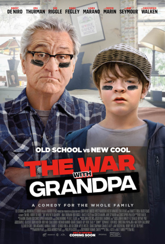 The War with Grandpa 2020 1080p WEB-DL H264 AC3-EVO
