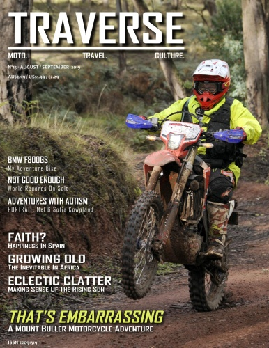 TRAVERSE - Issue 13 - August-September (2019)