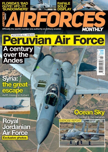 AirForces Monthly - February (2020)