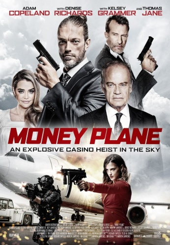 Money Plane 2020 HDRip XviD AC3-EVO