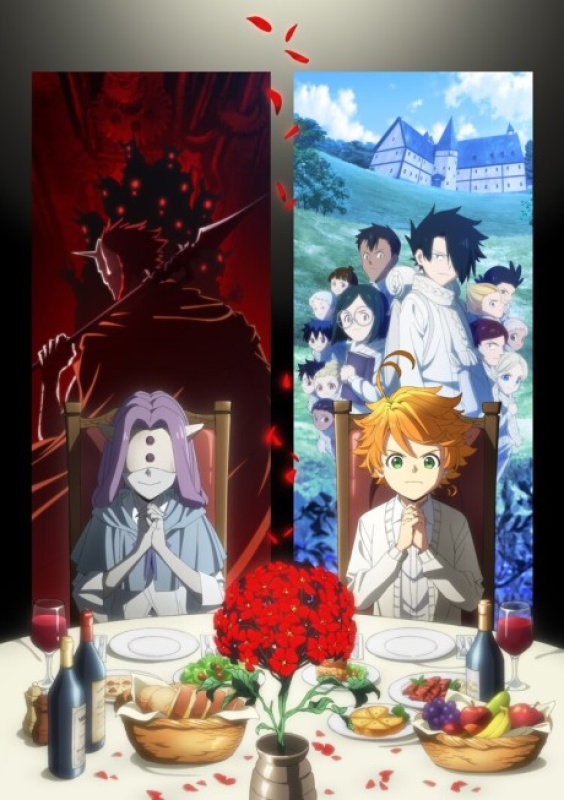 Yakusoku no Neverland S2 (2021)