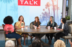 JoAnna Garcia Swisher - The Talk: June 20th 2018