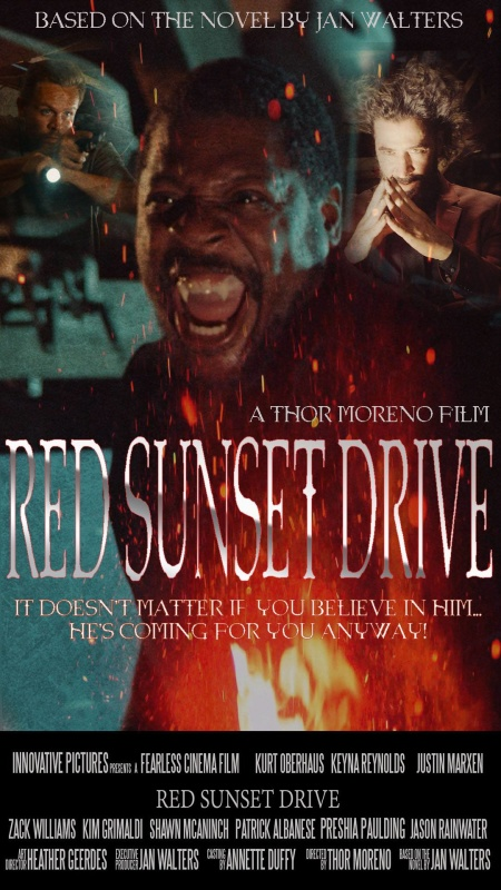Red Sunset Drive 2019 1080p AMZN WEBRip DDP2 0 x264-iKA