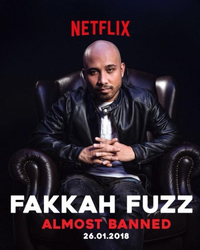 Fakkah Fuzz Almost Banned 2018 WEBRip x264-ION10